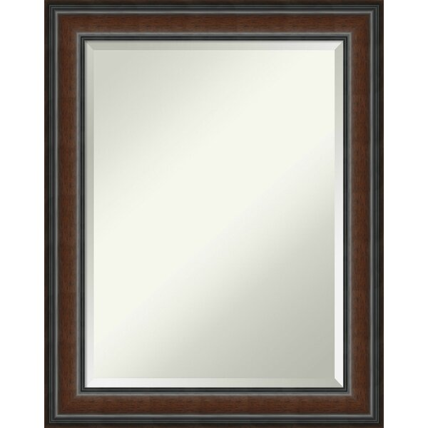 Fabela Bathroom Accent Mirror by Charlton Home