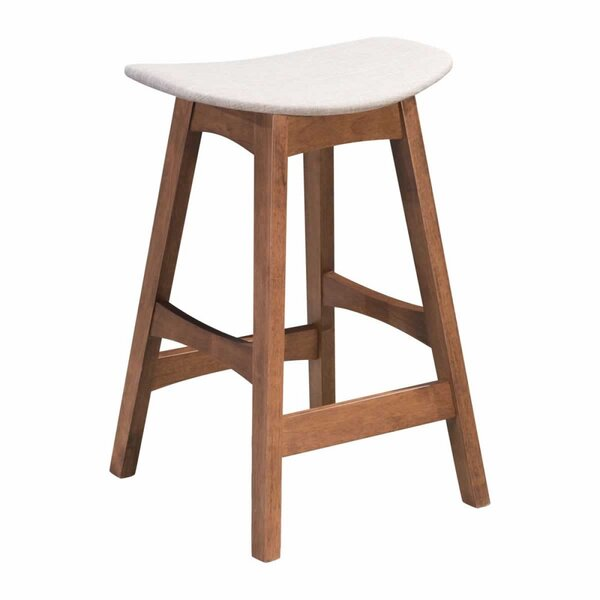 Hickey Bar Stool by Bungalow Rose