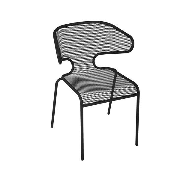 Maze Stacking Patio Dining Chair by BFM Seating