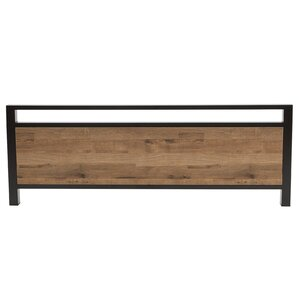 Golding Queen Panel Headboard and Footboard by Union Rustic