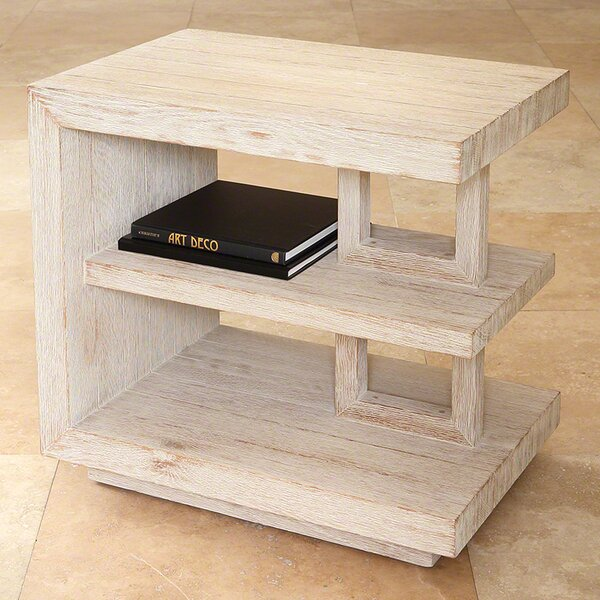 Breckenridge End Table By Rosecliff Heights
