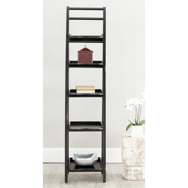 Asher Ladder Bookcase by Safavieh