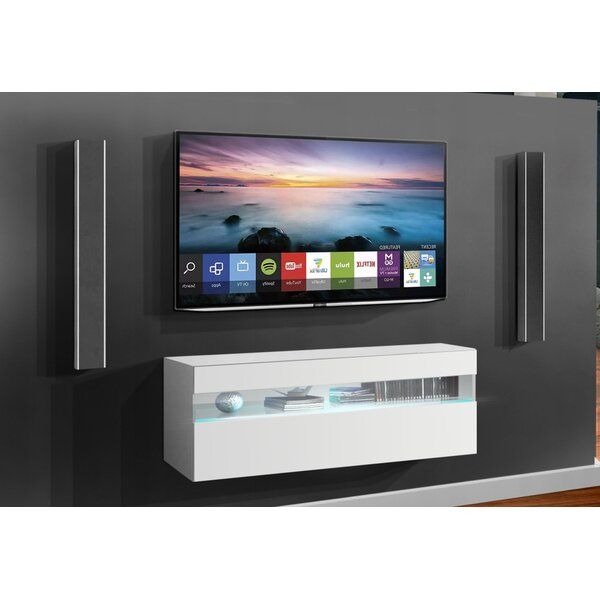 Ada Floating TV Stand For TVs Up To 43