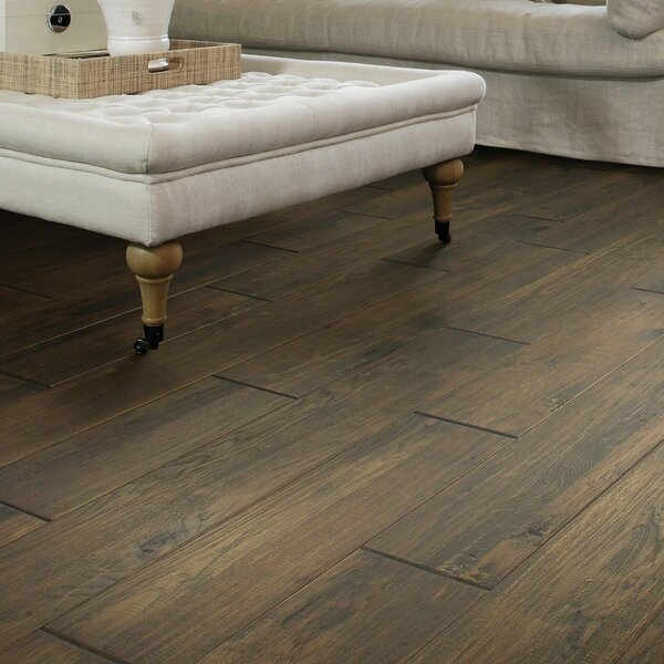 Ridge 8 Solid Hickory Hardwood Flooring in Summerville by Shaw Floors