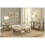 Ischua 3 Piece Coffee Table Set by Gracie Oaks