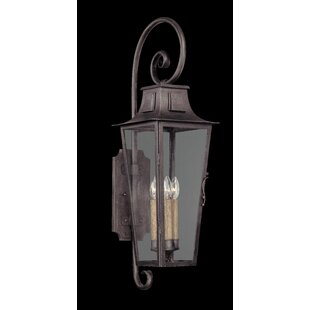 Bargain Sutton 4-Light Outdoor Wall Lantern By Darby Home Co