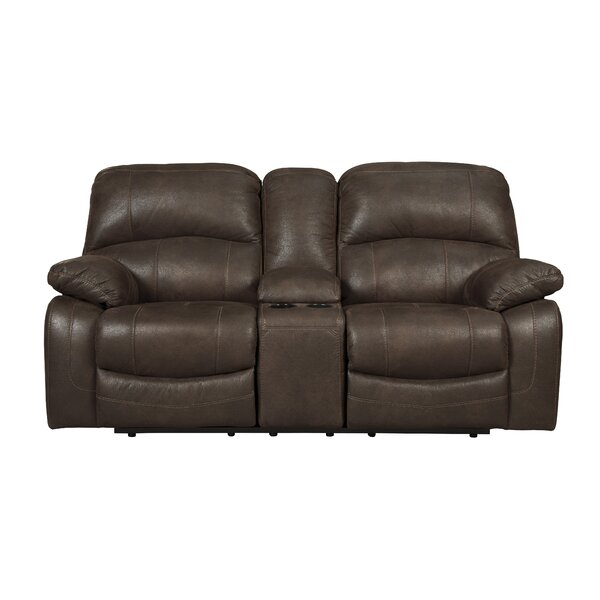 Lindo Glider Reclining Loveseat by Red Barrel Studio