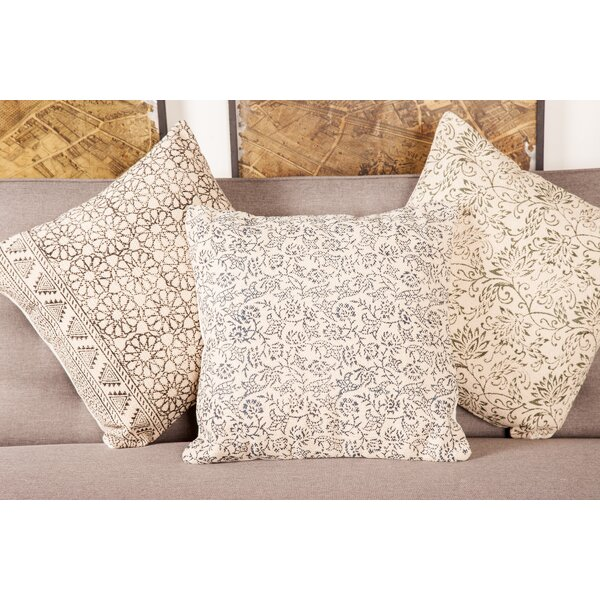 Gillman Classic Throw Pillow by Bungalow Rose