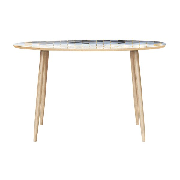 Forest Hill Solid Wood Dining Table By Bungalow Rose Comparison