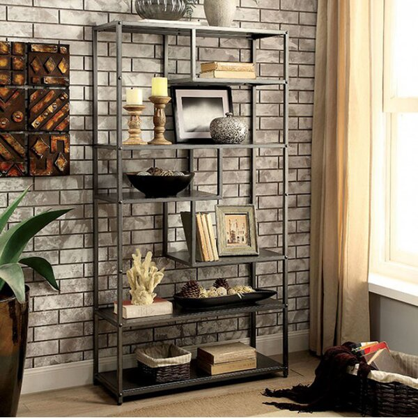 Lippert Etagere Bookcase by 17 Stories
