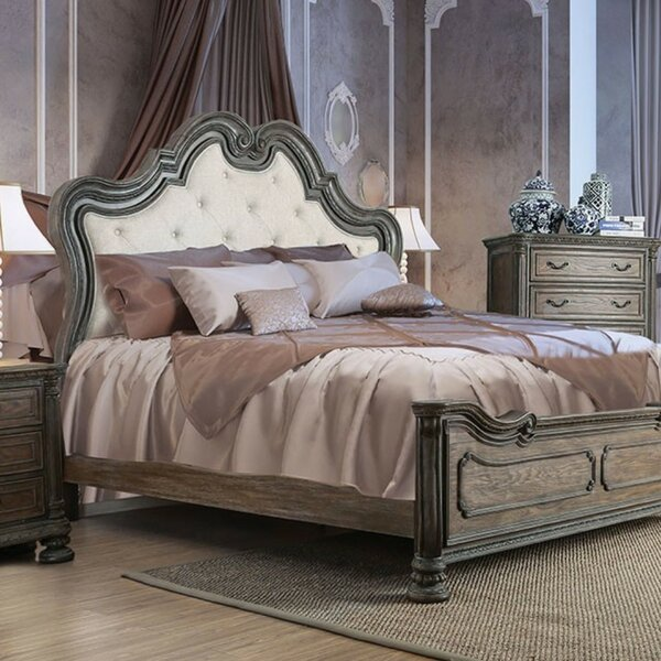 Aydin Upholstered Platform Bed by Astoria Grand