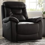 Fabulous Recliner Chair With Usb Port Wayfair Pabps2019 Chair Design Images Pabps2019Com