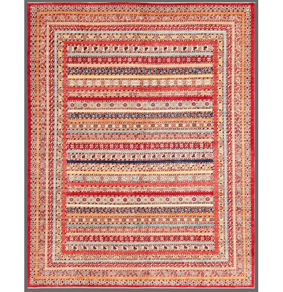 Ferehan Hand-Knotted Multi Area Rug by Pasargad