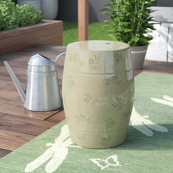 Aime Garden Stool by Ophelia & Co.