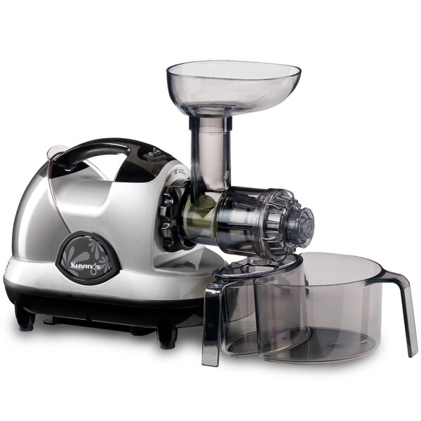 Masticating Slow Juicer by KUVINGS