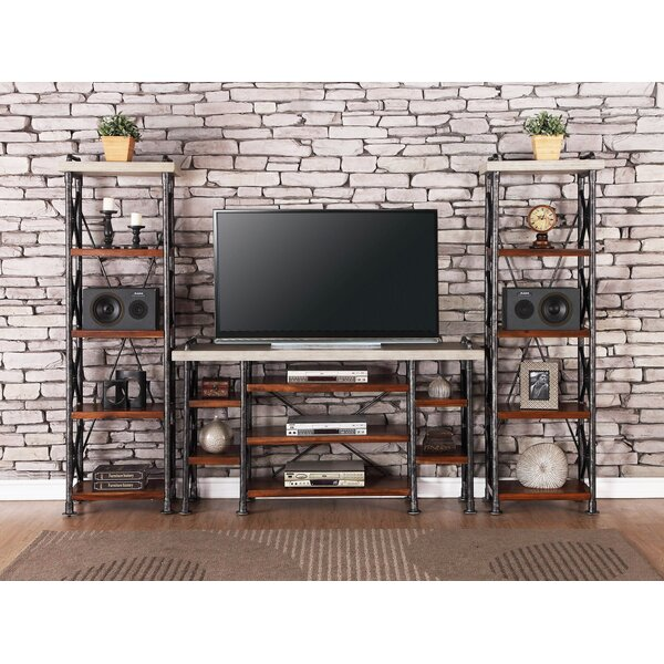 Perei Entertainment Center For TVs Up To 70