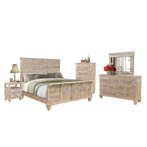 Cummings Standard 3 Piece Bedroom Set by Loon Peak