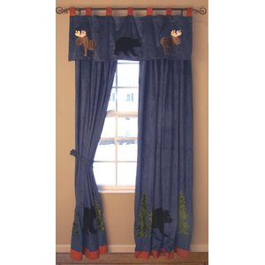 BulgerHills Thermal Single Curtain Panel
