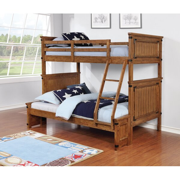 Katz Twin Over Full Bunk Bed By Harriet Bee