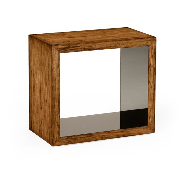 Oval Nightstand by Jonathan Charles Fine Furniture