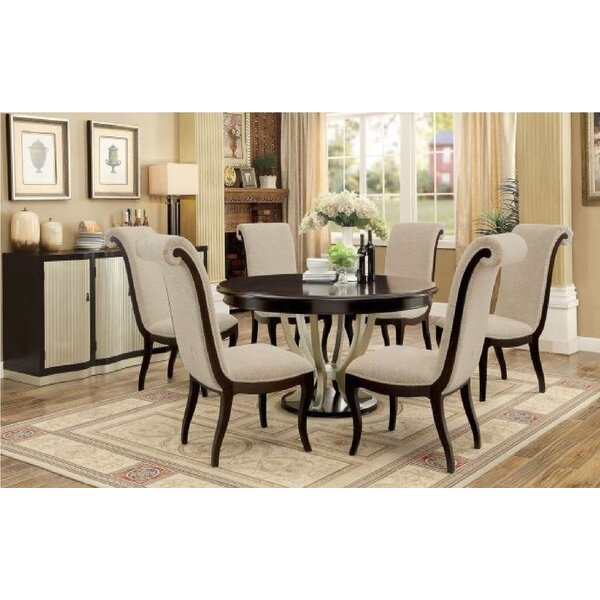 Annandale 7 Piece Dining Set by Andrew Home Studio Andrew Home Studio