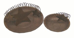 2 Piece Dish Set by Craft Outlet