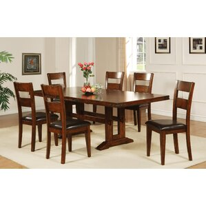 Agatha Extendable Dining Table by Loon Peak