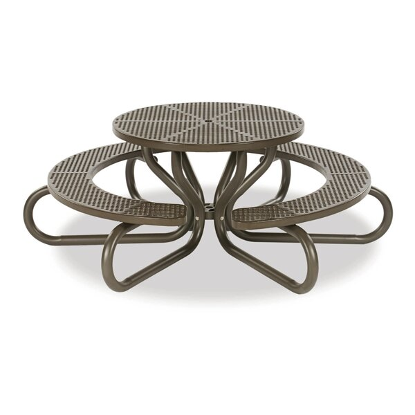 Asher Metal Picnic Table by Freeport Park Freeport Park