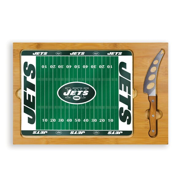 NFL Icon Cutting Cheese Tray by TOSCANA™
