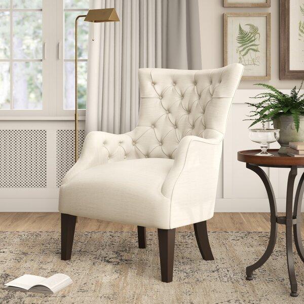 Steelton Button Wingback Chair by Birch Lane Heritage Birch Lane™ Heritage