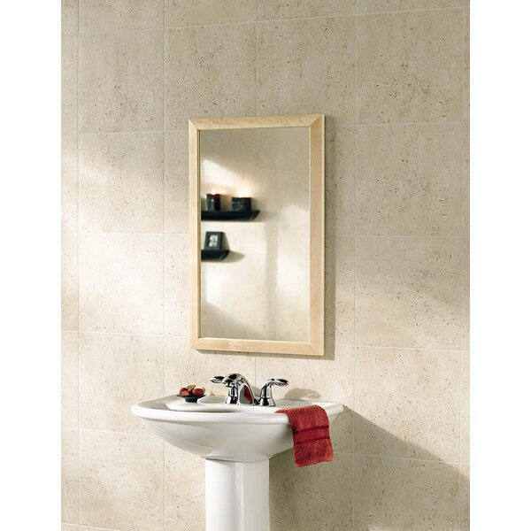 City 16.5 x 26.5 Recessed or Surface Mount Medicine Cabinet  by Jensen
