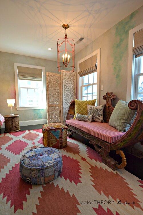 300+ Bohemian, Living Room Design Ideas   Wayfair