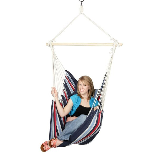 Cotton Chair Hammock by Blue Sky Hammocks
