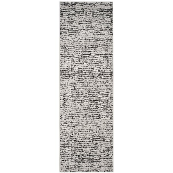 Millbrae Black/Beige Area Rug by Trent Austin Design