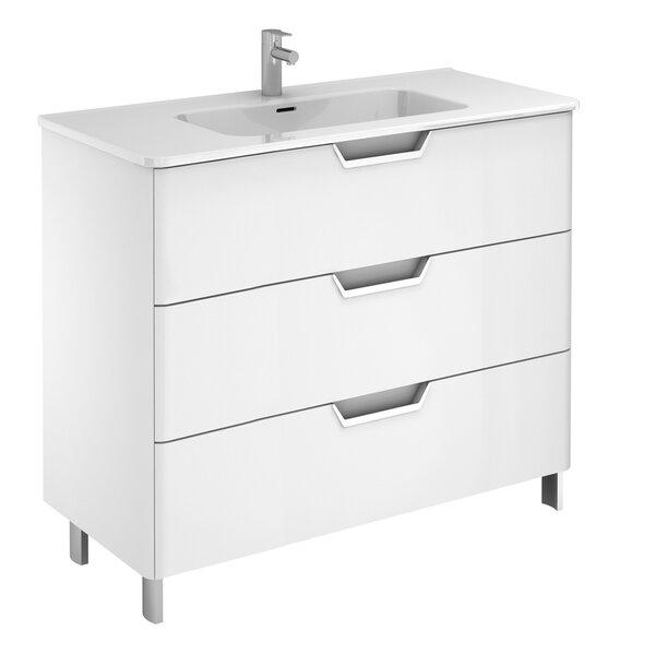 Sanches 32 Single Bathroom Vanity Set