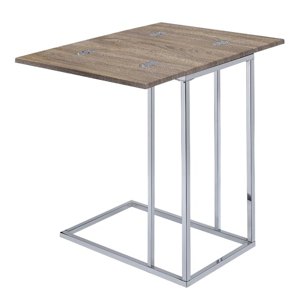 Tergel End Table By Wrought Studio