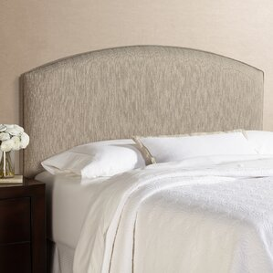 Dawn Berlin Curved Upholstered Panel Headboard by Darby Home Co