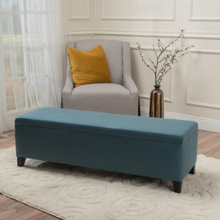 Shop For Schmit Upholstered Storage Bench By Wrought Studio