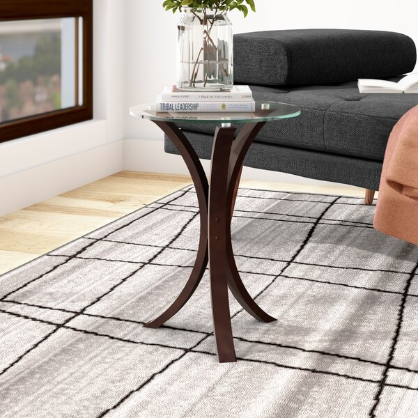 Cashin End Table by Ebern Designs