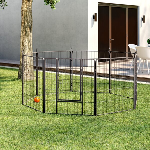 Darla Heavy Duty Metal Tube Exercise & Training Dog Pen by Archie & Oscar