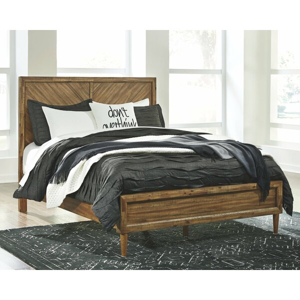 Isabella Platform Bed by Modern Rustic Interiors