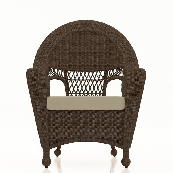 Catalina Patio Dining Chair with Cushion by Forever Patio