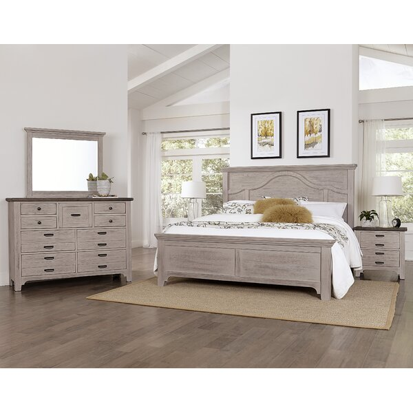 Erving Solid Wood Configurable Dresser Set by Darby Home Co