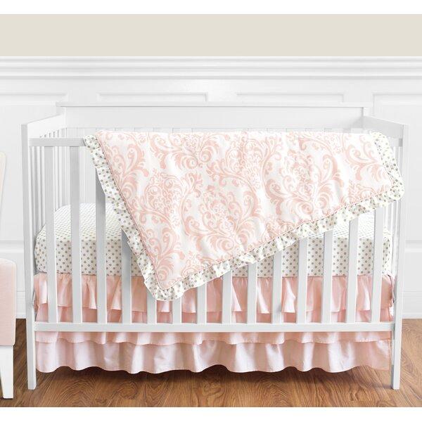 Amelia 4 Piece Crib Bedding Set by Sweet Jojo Designs