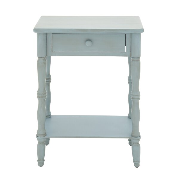 End Table with Storage by Cole & Grey Cole & Grey