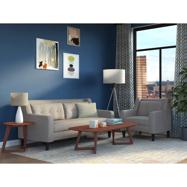 Ponderosa Configurable Living Room Set By Langley Street.