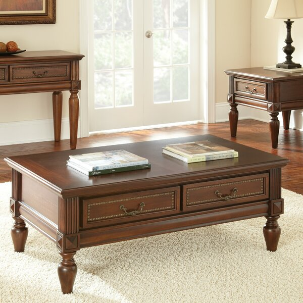 Lilia Coffee Table by Beachcrest Home