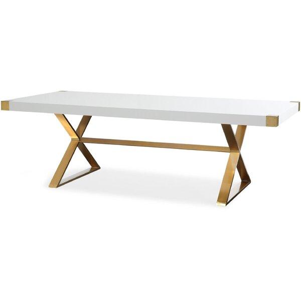 Roseann Dining Table by Everly Quinn