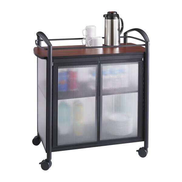 Metal Bar Cart by Symple Stuff