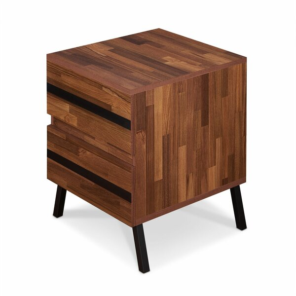 Tannenbaum End Table By Union Rustic
